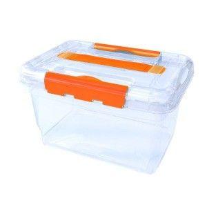 Caja Multibox Mediana c/ Tapa y Accesorios