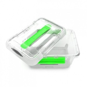 Caja Multibox Chica c/ Tapa y Accesorios