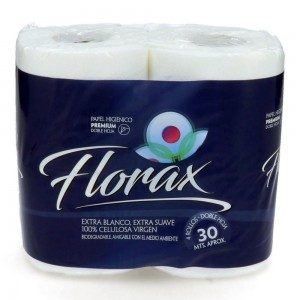Papel Higiénico Florax